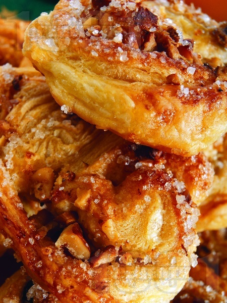 Орехови бутерки - снимка на рецептата